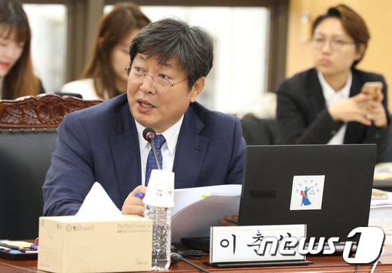이춘석 더불어민주당 의원. 2018.10.23/뉴스1 © News1 남성진 기자