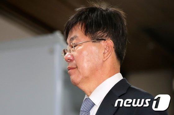 이영렬 전 서울중앙지검장. 2018.4.20/뉴스1 © News1 구윤성 기자