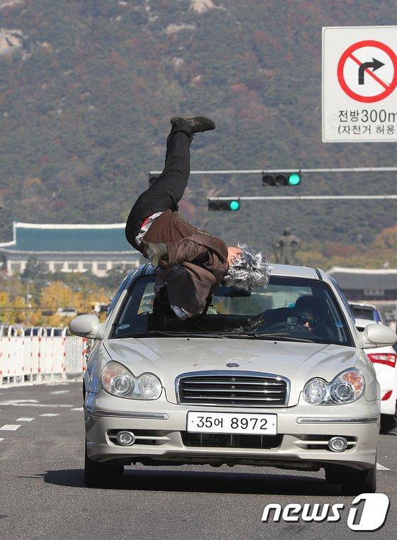 [사진]'어르신 교통사고 없는 안전한 세상으로'