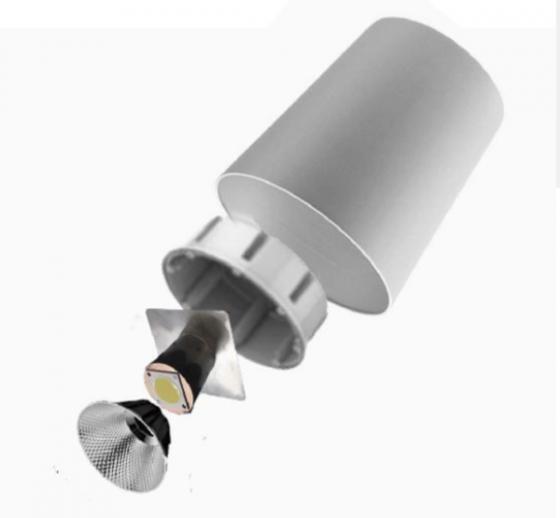 스마트웨어솔루션, 고출력 LED 조명등의 무게를 줄이다