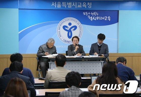 [사진]제2기 교육감 백서 발간 기자간담회