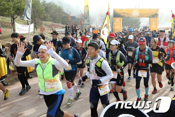 [사진]'남한산성에서 달리기를'