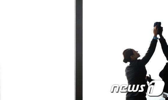 [사진]'미세먼지 언제 걷히나'