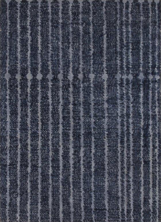 김환기의 '22-X-73 #325'(oil on cotton, 182×132cm,1973년, signed on the reverse). /사진 제공=케이옥션<br />