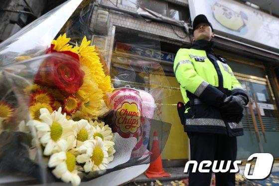 [사진]'고시원 희생자들을 추모합니다'