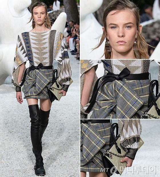 Louis Vuitton 2019 리조트 컬렉션/사진=루이 비통