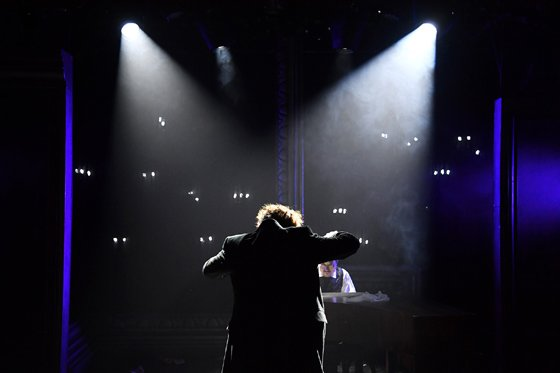 뮤지컬 '루드윅 : 베토벤 더 피아노' 공연 장면. /사진제공=아담스페이스