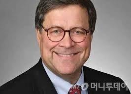 미 법무부장관 지명이 예상되는 윌리엄 바 전 법무부장관. /AFPBBNews=뉴스1
