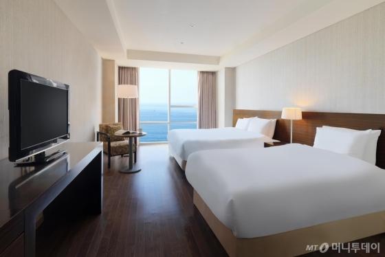 /사진=코오롱 씨클라우드 호텔 슈페리어 패밀리룸