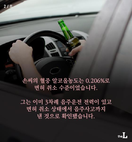 """[카드뉴스] """"음주운전, 더 말렸어야 했는데…"""""""
