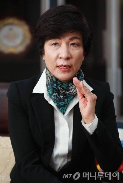 김영주 더불어민주당 의원/사진=이동훈 기자