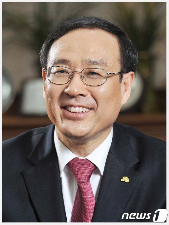오세정 서울대학교 총장 © News1