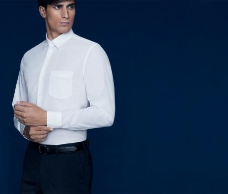 유니클로 맞춤형 셔츠 서비스 '저스트 사이즈' 이미지/사진제공=유니클로