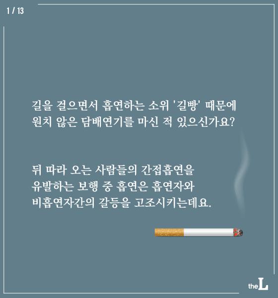 [카드뉴스] '흡연권' vs '혐연권'
