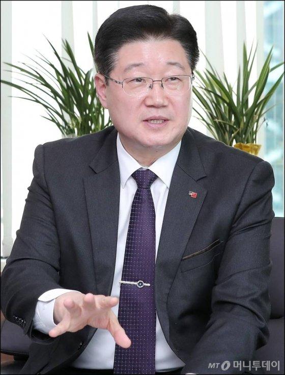머투 초대석 정진수 중소기업유통센터 대표