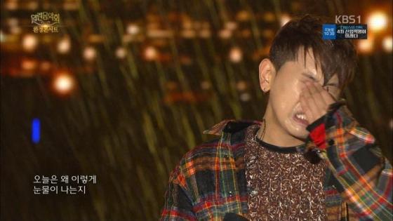 결국 일본 손에 넘어간 대한제국(눙물ㅠ)/사진=KBS '열린음악회' 방송화면