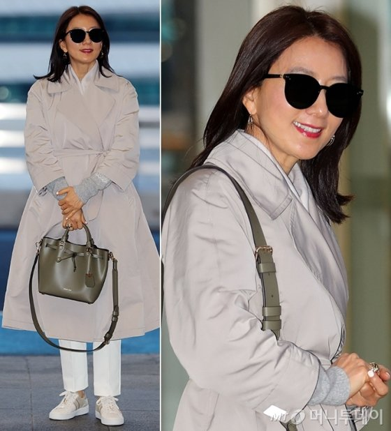 배우 김희애/사진=임성균 기자