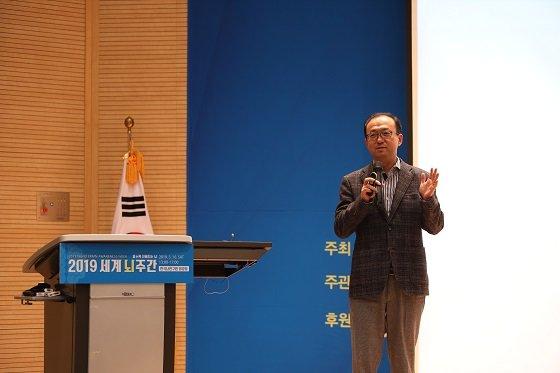 경북대학교 이호원 교수/사진=한국뇌연구원