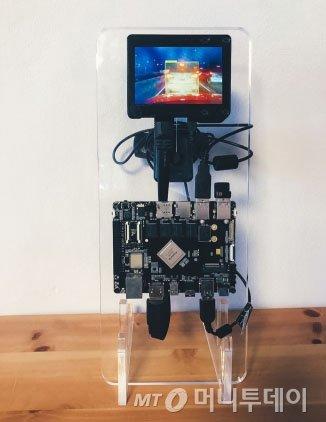 이스라엘 전장 스타트업 브로드맨17이 개발한 'ADAS 솔루션 키트'/사진=브로드맨17