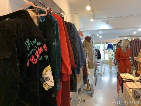 "[MT리포트] '월세 30만원' 이태원 상가…""공유가 만든 기적"""