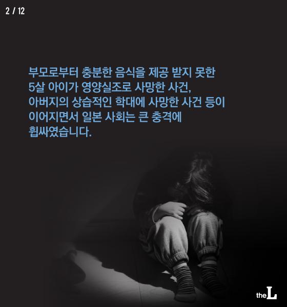 [카드뉴스] '아동학대' 사회 모든 구성원 나서야