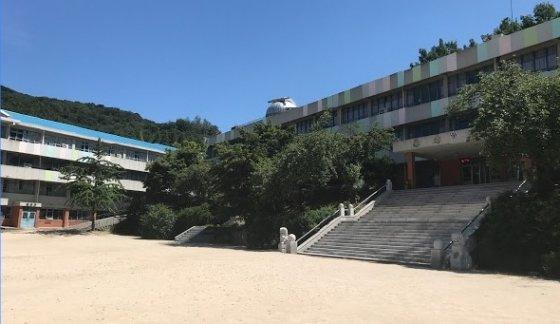 한성화교학교 - 학교 홈피 갈무리