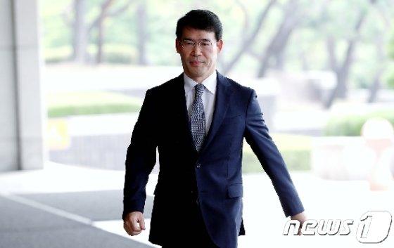 신광렬 서울고법 부장판사. 2018.9.19/뉴스1 © News1 박정호 기자