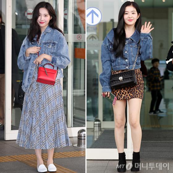 가수 선미, 그룹 레드벨벳 아이린 /사진=머니투데이 DB