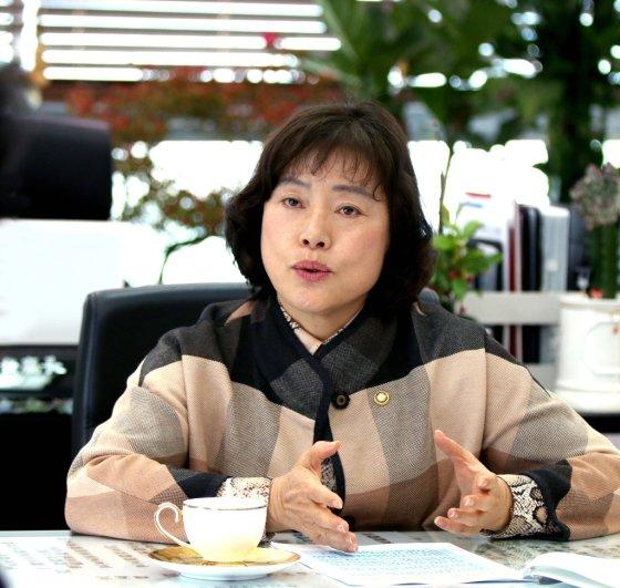 김현숙 새만금개발청장/사진= 새만금개발청