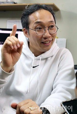 하창현 IBS 지하실험 연구단 연구위원/사진=양양(강원) 임성균 기자