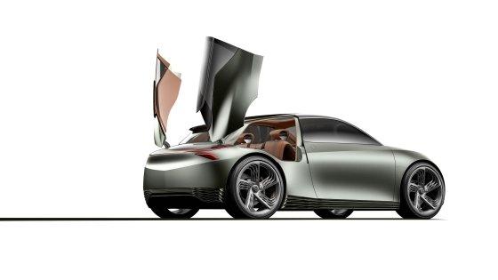 제네시스 브랜드 콘셉트카 '민트 콘셉트(Mint Concept)'/사진제공=제네시스