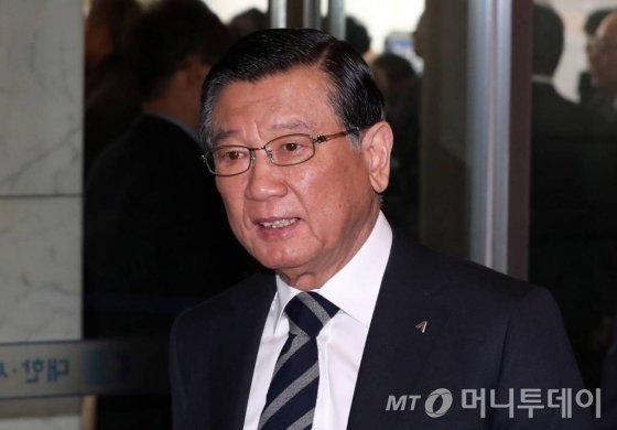 박삼구 금호아시아나그룹 회장/사진=김창현 기자