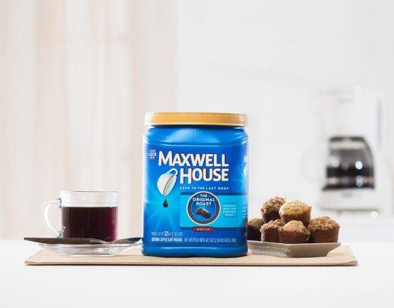 크래프트하인즈의 맥스웰하우스 커피/사진=boxed.com
