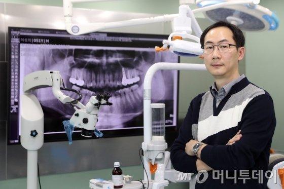 김학진 용인세브란스병원 치과 교수 인터뷰