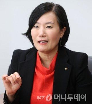 박정림 KB증권 대표/사진=홍봉진 기자