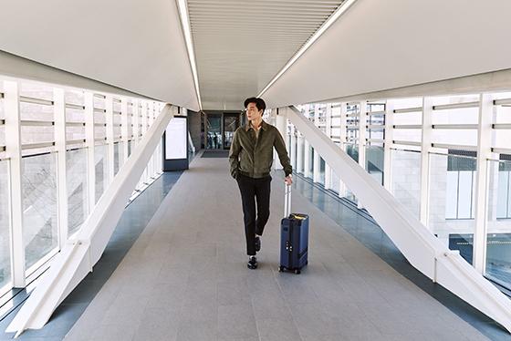 배우 박서준/사진제공=몽블랑
