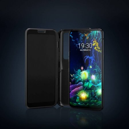 LG V50 씽큐+듀얼스크린 / 사진제공=LG전자