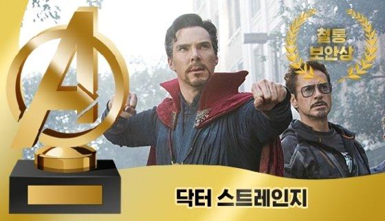 [데스크-화]어벤져스:엔드게임│① 어벤져스 어워드