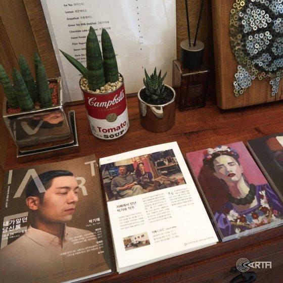 아트파이, '작가-일상 공간 매칭' 첫 전시 박기태 개인전