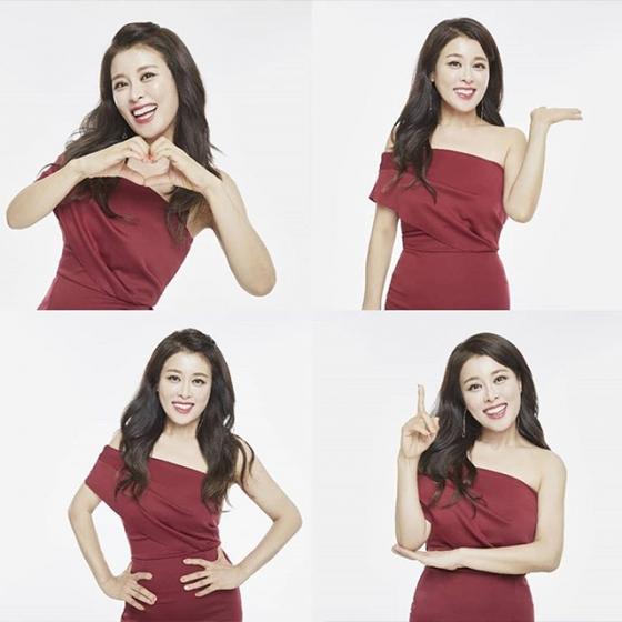 /사진=홍지민 인스타그램