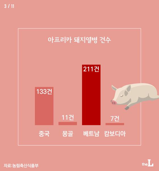 [카드뉴스] 치명적 돼지열병 유입 원천 차단