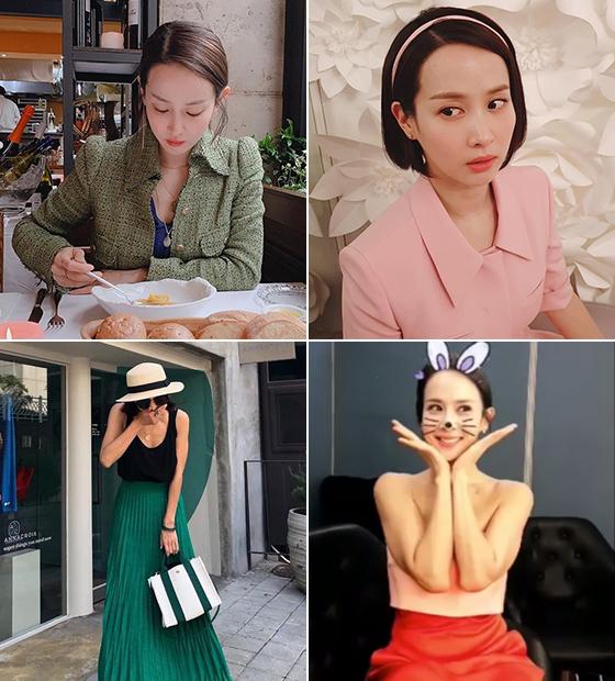 배우 조여정/사진=조여정 인스타그램