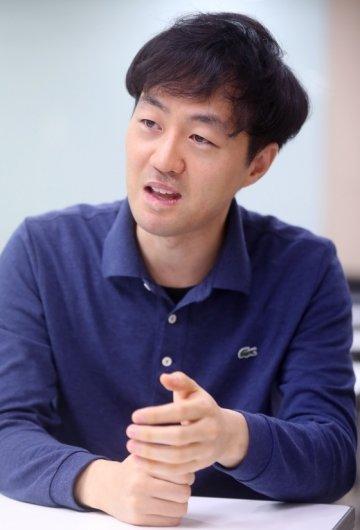 넥쏘까페 동호회 정응재 회장 / 사진=홍봉진기자 honggga@