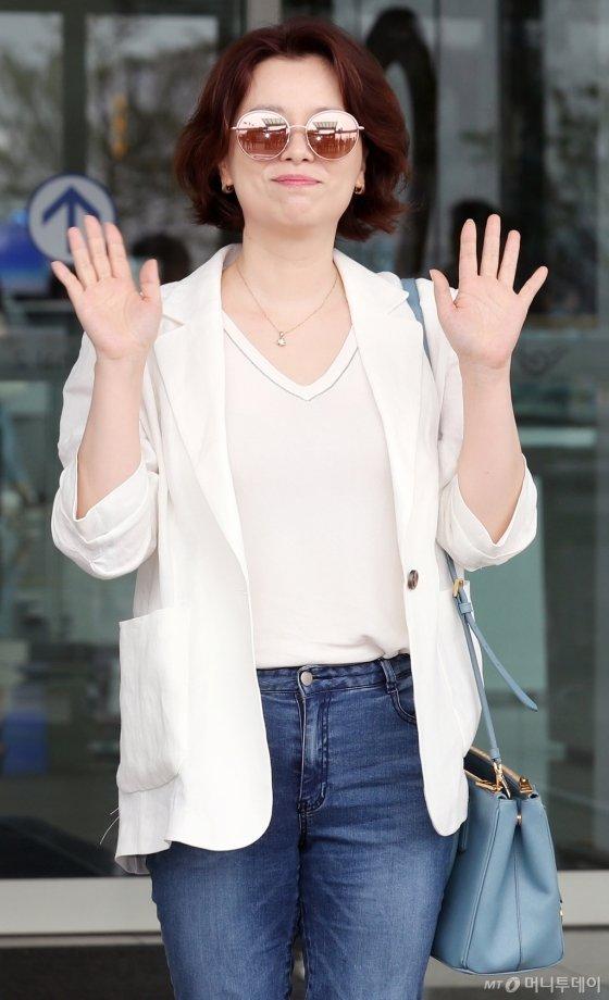 배우 장혜진