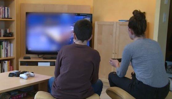 '게임이용장애'를 소개하는 WHO의 영상 캡쳐. /출처=WHO 유튜브.