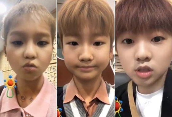 그룹 위너 송민호, 이승훈, 강승윤/사진=라디오 '정소민의 영스트리트' 공식 인스타그램