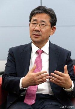 박양우 문화체육관광부 장관.