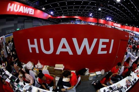 중국의 통신장비업체 화웨이가 자사의 해저광케이블 사업 매각을 추진하고 있는 것으로 전해졌다. /사진=로이터