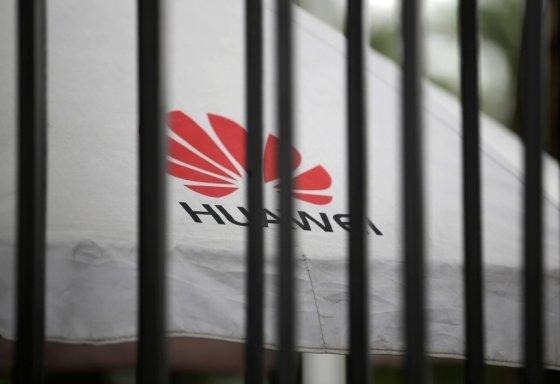 백악관 예산관리국이 중국 통신장비업체 화웨이에 대한 제재 시행을 2년 더 늦출 것을 요청했다. /사진=로이터
