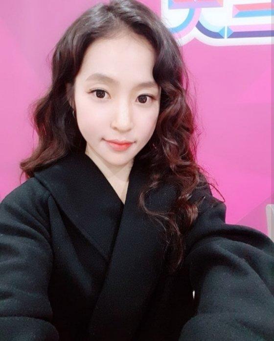 가수 홍자/사진=홍자 인스타그램
